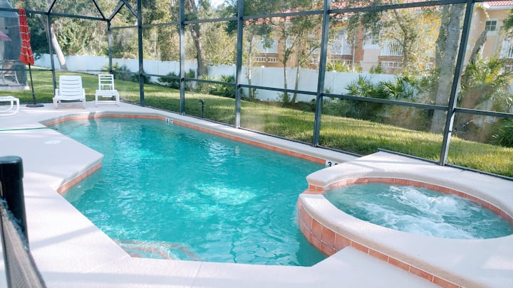 4 Bedroom Kissimmee Vacation Home