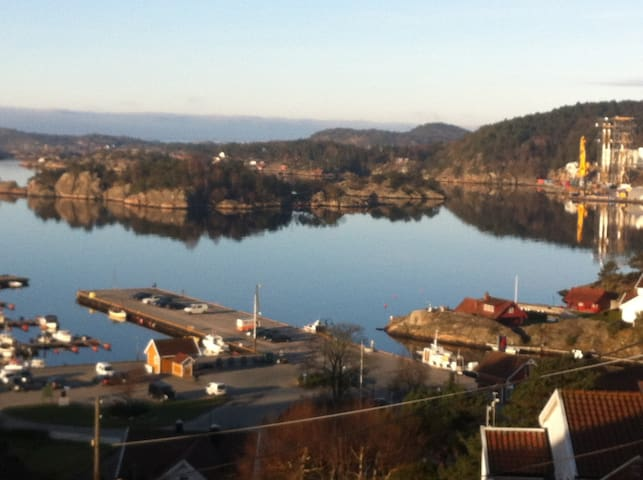 Høllen i Søgne (Sørlandets perle) - Søgne - Casa
