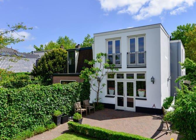 Family House near Utrecht and Amsterdam - Zeist - Casa