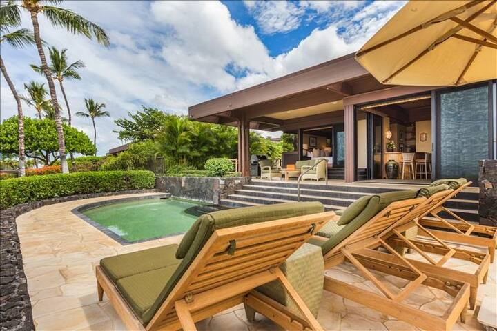 ✽ Masterpiece w/pool, outdoor shower, ocean vistas