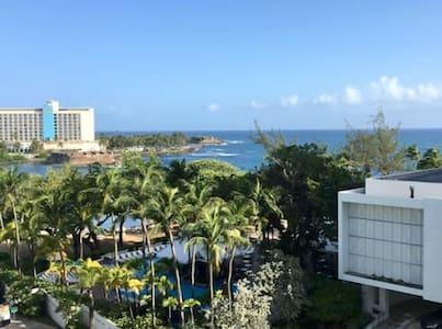 FAMOUS HOTEL AND RESTAURANT STRIP, LAGOON VIEW - San Juan - Byt