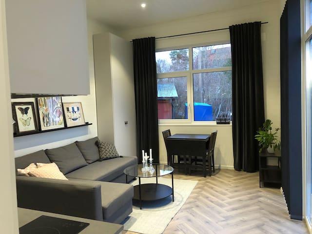Nybyggt hus nära tåg: Arlanda/Uppsala ,Stockholm