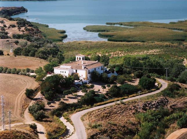 Habitación para 2 en Hacienda típica andaluza
