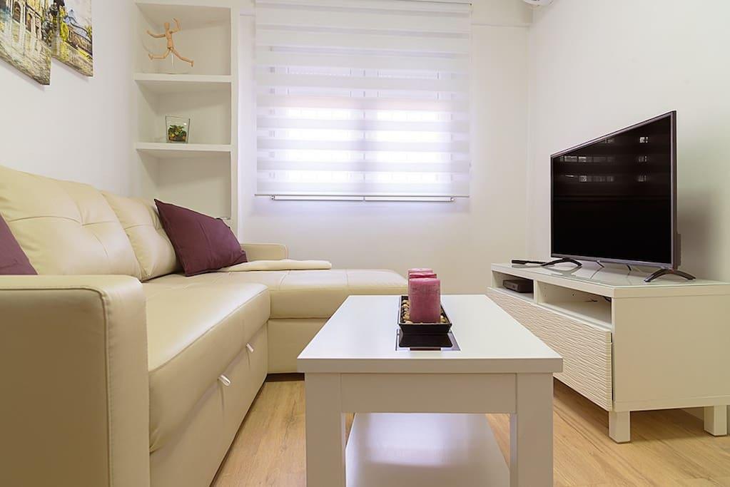 Piso moderno y nuevo en oporto casas en alquiler en - Pisos modernos madrid ...