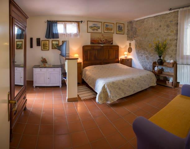 Wohnen bei der Familie am Weingut - Greve in Chianti - Appartement
