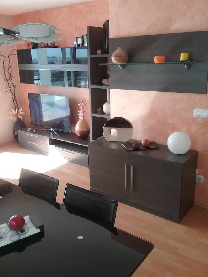 Apartamento dúplex en perfectas condiciones