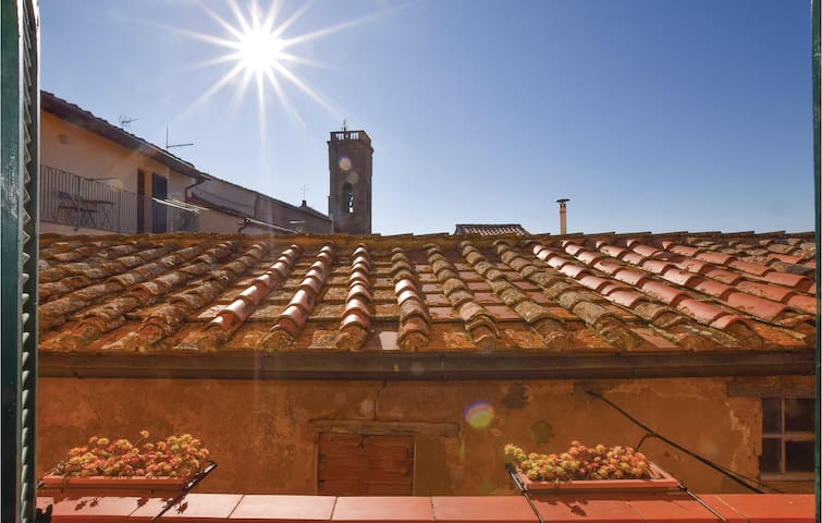 Holiday apartment with 2 bedrooms on 60 m² in Montefoscoli PI