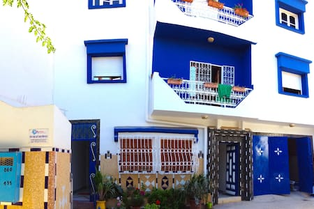 Hee nalu surf camp Apartment in Morocco - Daire