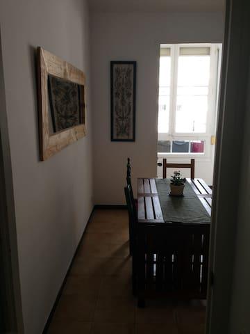 Comedor. Dining room
