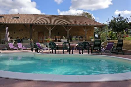 Gite de Gaia - Miélan - Natur-Lodge