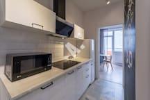 2х-комнатные аппартаменты с видом на город