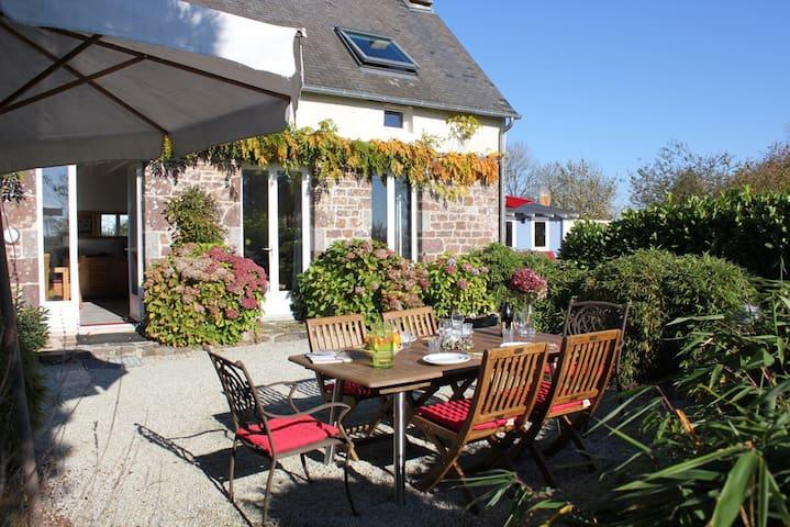 Maison Arthur-Komfortable Ruheoase n. Mt StMichel - Sourdeval-les-Bois - House