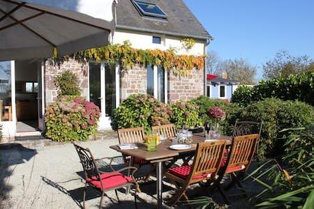 Maison Arthur-Komfortable Ruheoase n. Mt StMichel - Sourdeval-les-Bois - Rumah