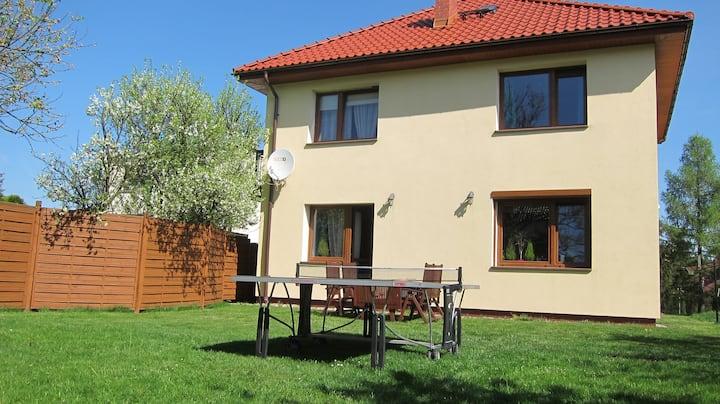 Apartament Zielony Zakątek 2 - relaks i wypoczynek