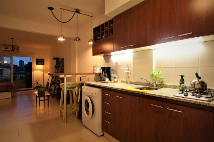 Almagro - Ubicación perfecta! Depto entero - Buenos Aires - Apartment