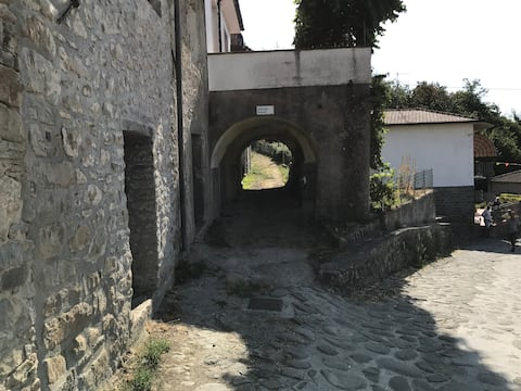 Maison avec terrasse à Guinadi (Toscane)