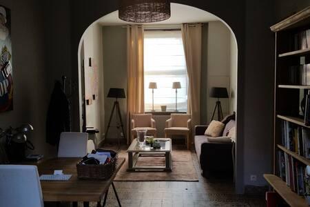 Maison de charme 110 m² terrasse et jardin arboré - Mouvaux - House
