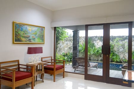 4BR Cabin Villa with Pool - Pakem Kaliurang - Turi - Villa