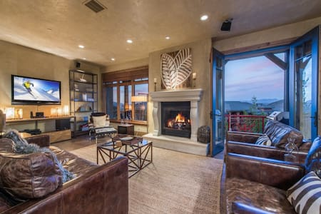 Ski In/Out 3 Bedrooms (6-beds) /3.5 Bath Penthouse - Park City - Villa