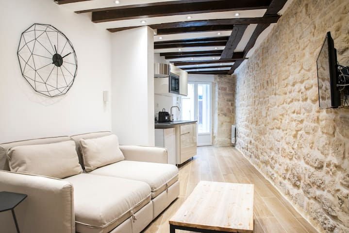 Cosy flat in Montmartre - Sacré coeur