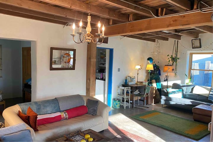 Monster's House: downtown artist's dwelling