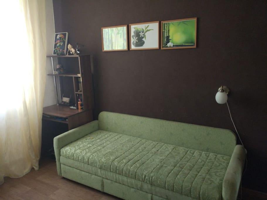 Спальня № 1 / Bedroom № 1