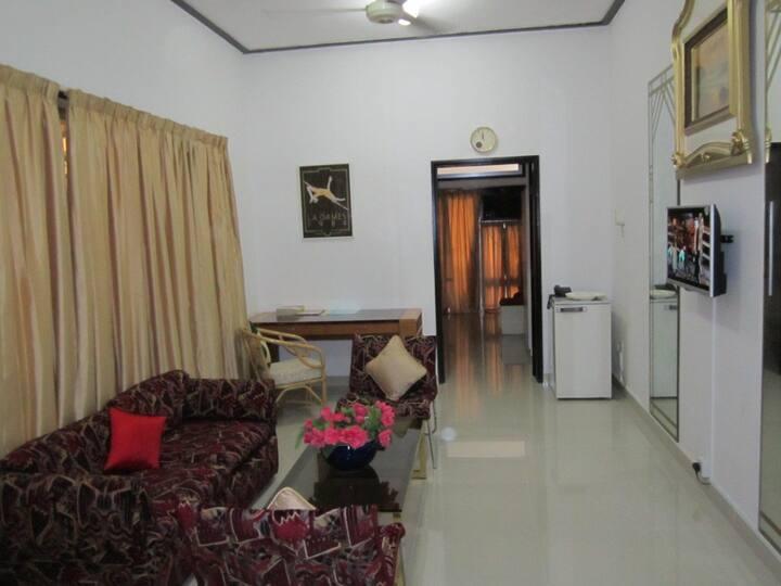 Deluxe Suite in Qurum Beach hotel, Muscat