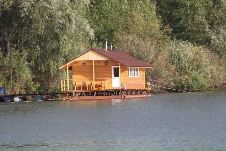 Дом на воде - Samara - Natuur/eco-lodge