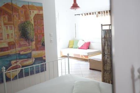 garden home - Agios Dimitrios - Haus