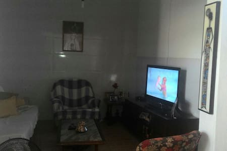 Casa e quarto aconchegante! - Goiás