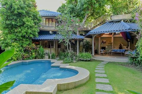 Ben Bali Villa Stylist Cozy Villa near beach&shops