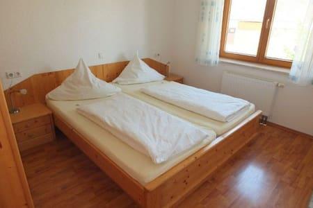 Ferienhof Bosch, (Börslingen), Ferienwohnung Himmelreich, 64qm, 2 Schlafzimmer, max. 4 Personen