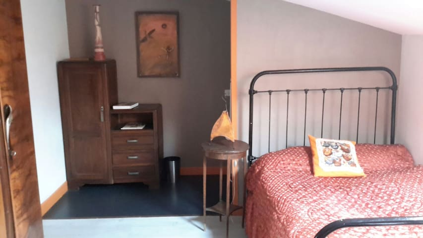 Chambre d'hôtes la bergerie - chambre simple