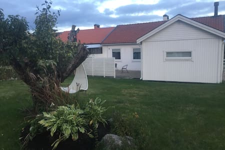 Bergsslussar-A house near Berg's famous floodgates