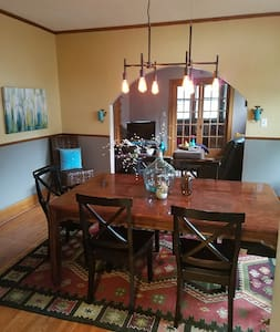 Newly Remodeled Home - House