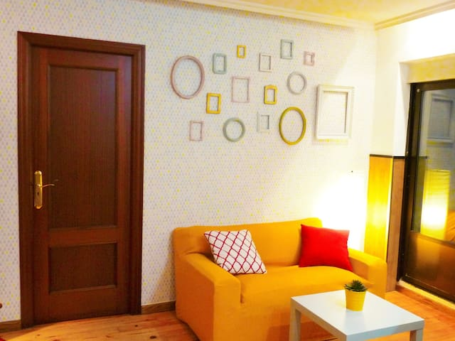 Nice flat in the city center - Salamanca - Apartamento