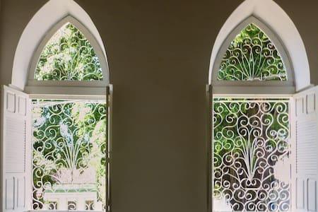 Breadfruit house - Historic center of Olinda