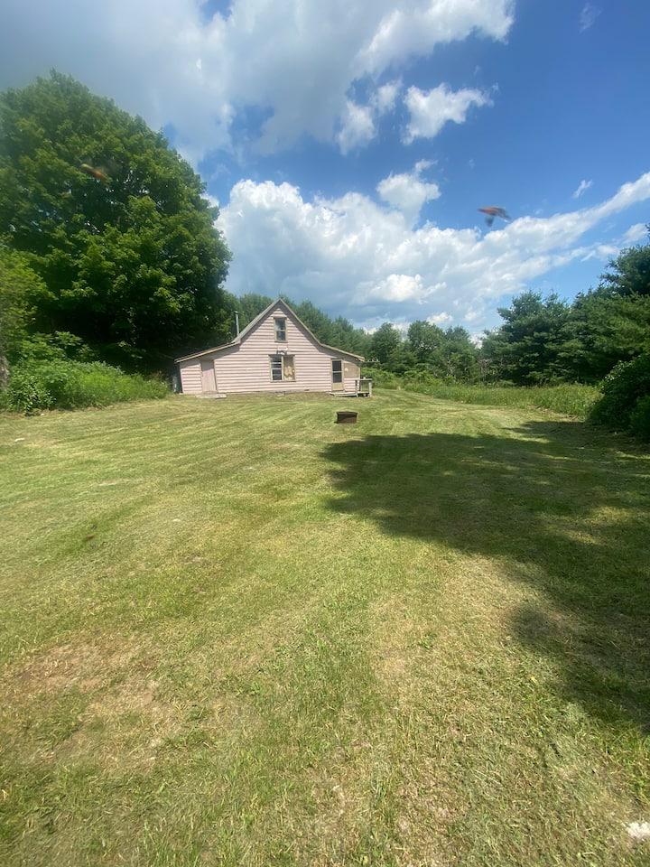 Rustic Homestead on 280 acres simple living
