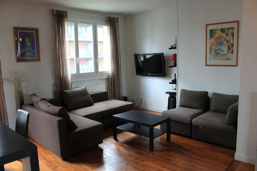 Duplex appartements louer boulogne billancourt le for Espaces verts boulogne billancourt