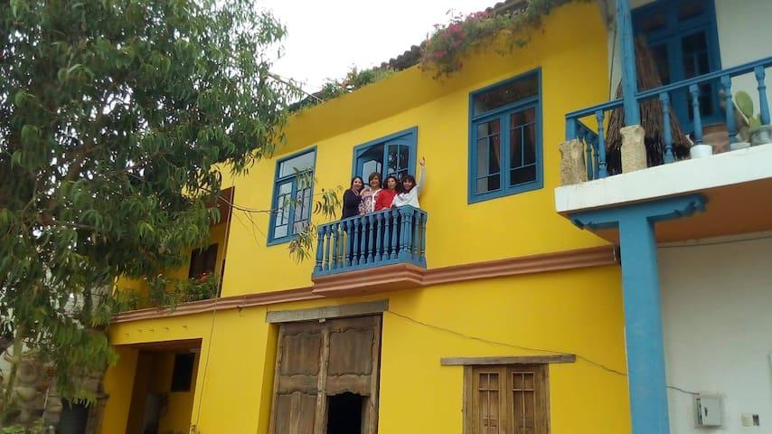 Casona Museo Catalina Huanca