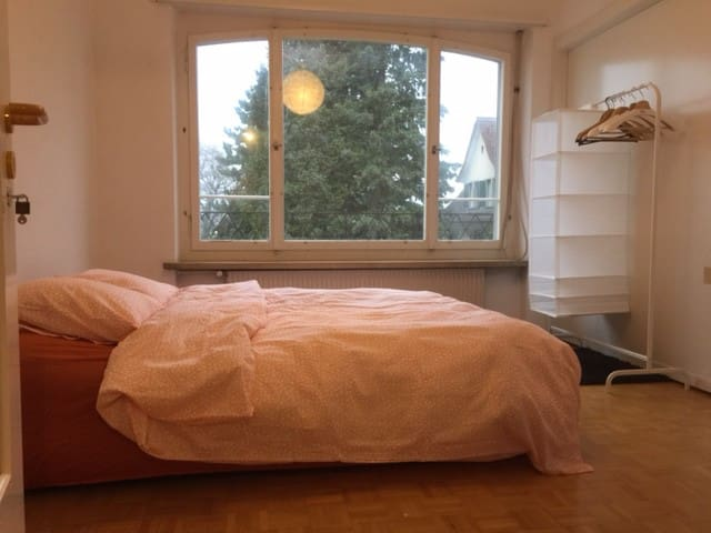 Lake Side location, direct train from the airport - Zürich - Apartment