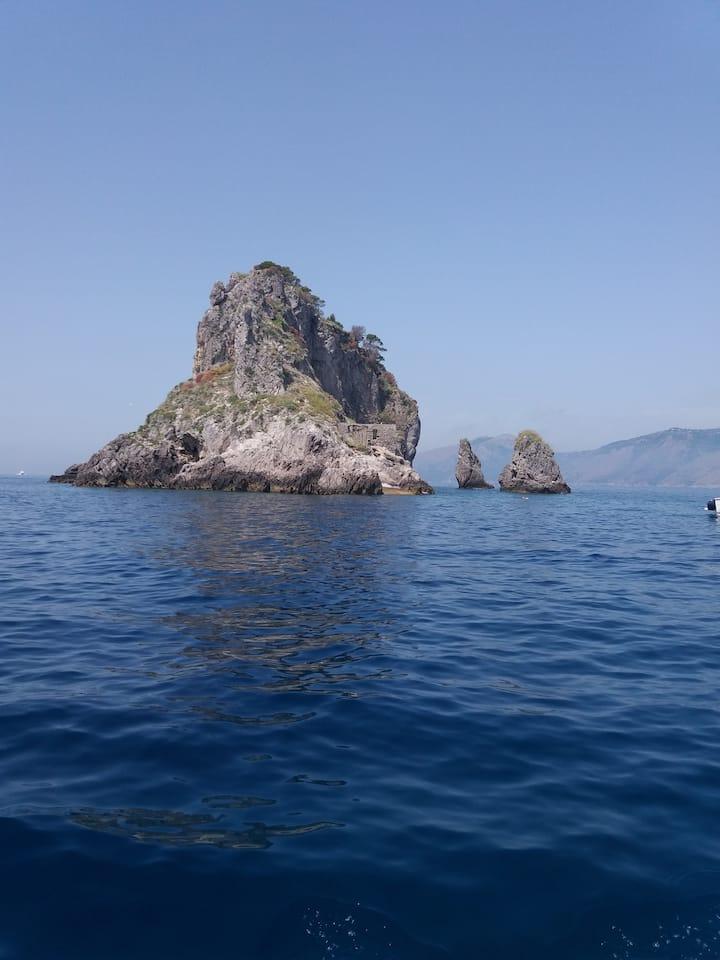 syren island