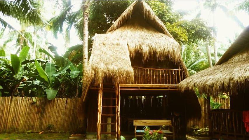 """""""Aventura Village"""" Native Cottage #3 """"High Hut"""""""