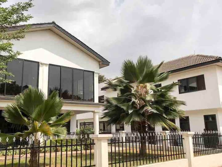 Luxury Villa in Cantonments Accra