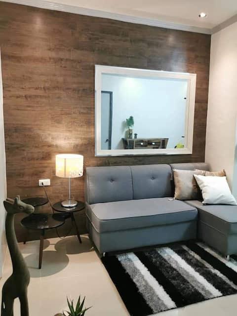 Cozy home with a KTV