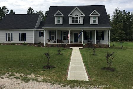 Country Home for Masters Week 2020