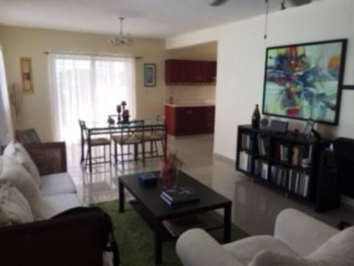 Habitación familiar en Santo Domingo