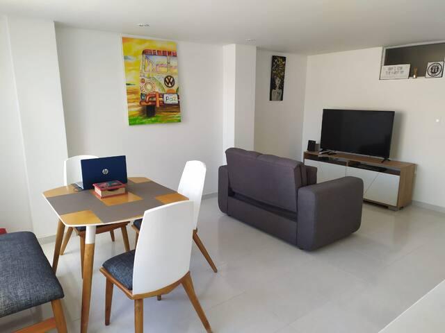 Lindo y acogedor apartamento en Duitama