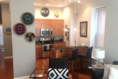 Trendy Soulard area One Bedroom Apartment - St. Louis - Huoneisto