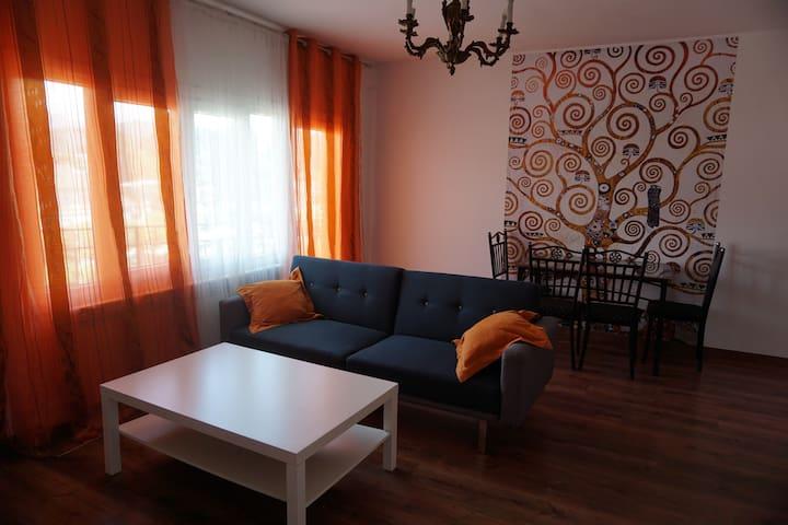 Apartamento con vistas a Sierra de Gredos